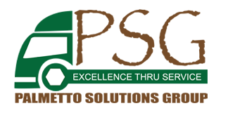 Palmetto Solutions Group Logo - Excellence thru Service